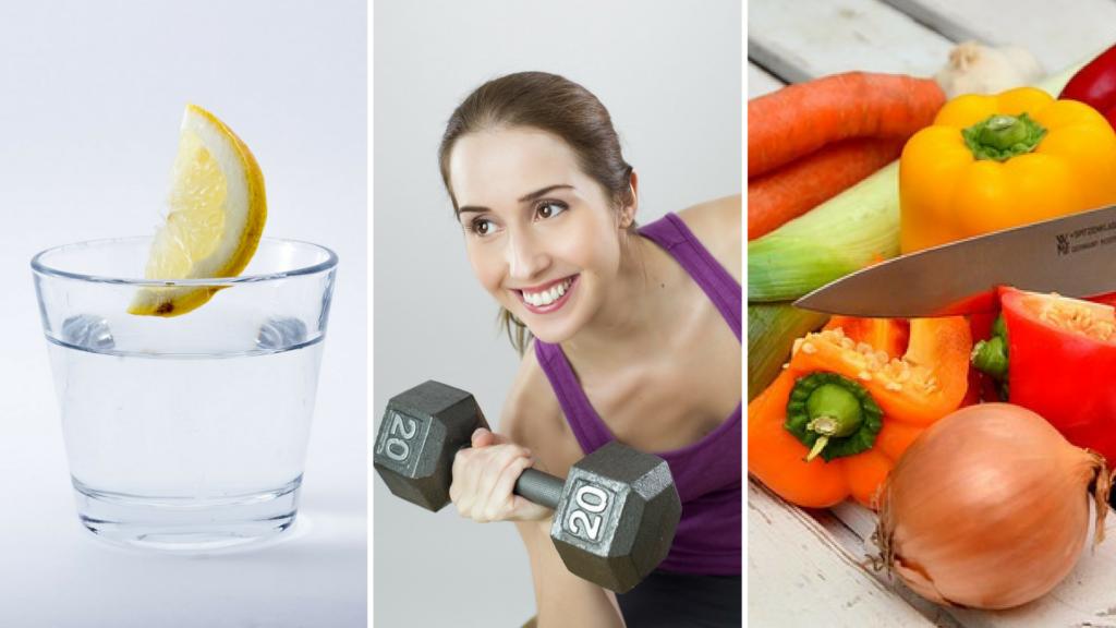 Use tiny habits to get healthy.